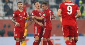 Bayern Munich beat Tigres UANL to win FIFA Club World Cup 2021