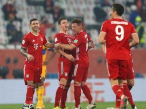 Bayern Munich win 2021 FIFA Club World Cup