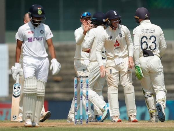 England beat India in first test at Chennai 2021