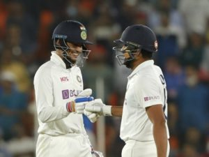 India won second test against England by 10 wickets