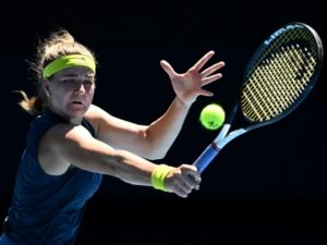 Karolina Muchova beat Ashleigh Barty at Australian Open 2021