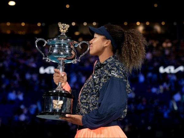 Naomi Osaka won 2021 Australian Open Women's Singles title