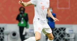 Robert Lewandowski scored two goals as FC Bayern reach FIFA Club World Cup final