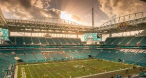 Hard Rock Stadium in Miami set to be 2026 world cup venue