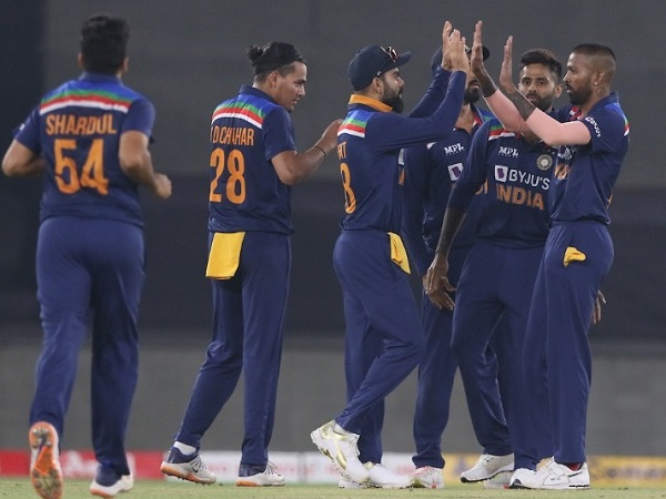 India beat England by 8 runs in 4th T20 2021