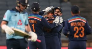 IND vs ENG 2021: India thrashed England by 66 runs in 1st ODI