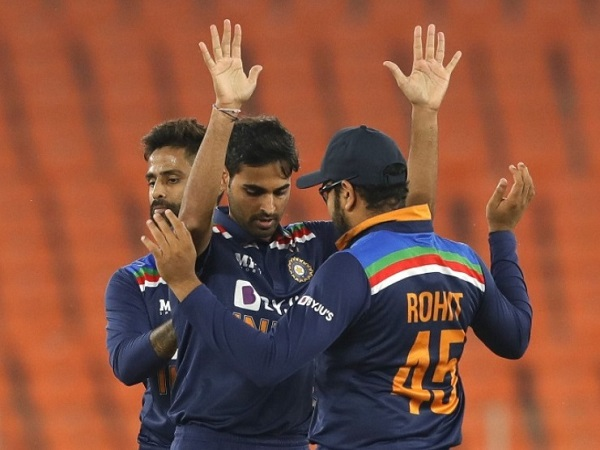 India won T20I series against England in 2021