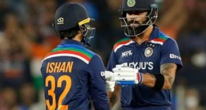 IND vs ENG 2021: Debutant Ishan Kishan's fifty guide India win 2nd T20I