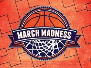 NCAA March Madness basketball tournament