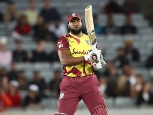 Pollard hit 6 sixes against Sri Lanka in T20 match at Antigua