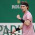 Rublev beat Rafael Nadal at Monte Carlo Masters