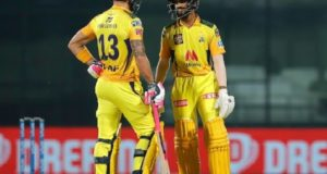 IPL 2021: Chennai Super Kings beat SRH by 7 wickets