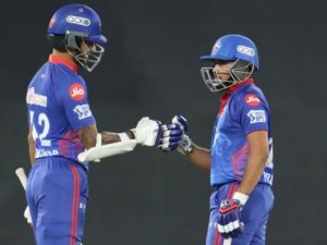 Delhi Capitals beat KKR by 7 wickets in IPL 2021