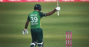Fakhar Zaman's sensational 193 in vain as South Africa level series