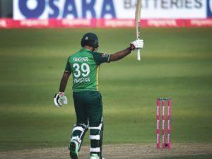 Fakhar Zaman scored 193 runs against South Africa in 2nd ODI 2021