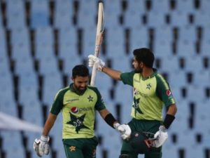 Pakistan beat South Africa in 3rd T20 to win series 2021