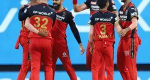 IPL 2021: RCB beat KKR in high scoring game at Chennai