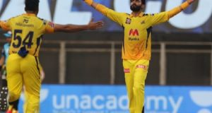 CSK crunch RCB as Jadeja shines with bat and ball, scores 37 runs in last over