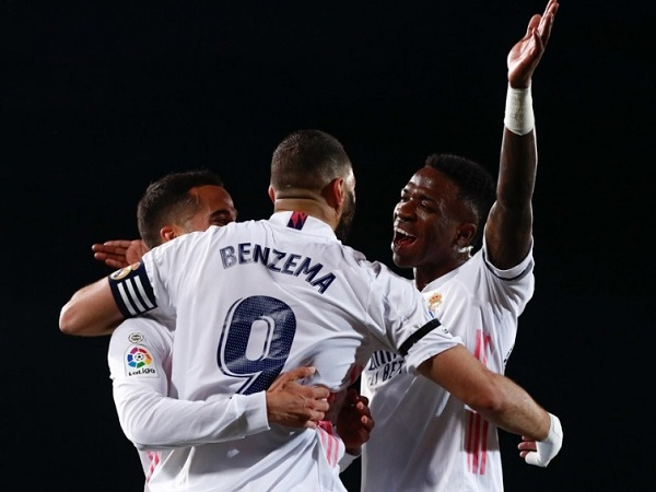 Real Madrid beat Barcelona by 2-1 April 2021
