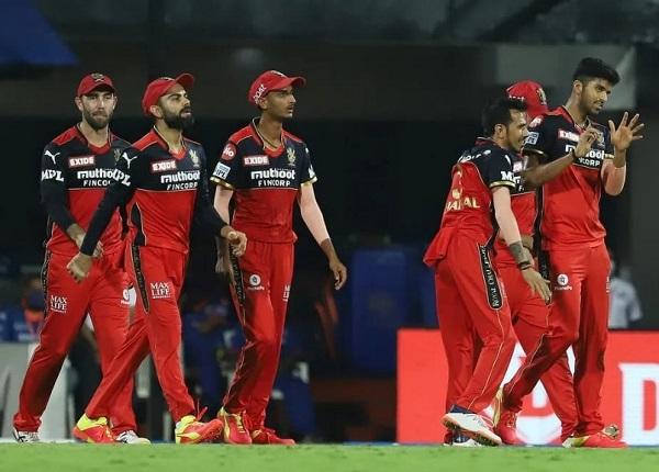 Royal Challengers Bangalore beat Mumbai Indians in IPL 2021 first match