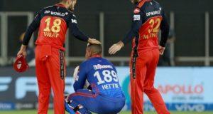 IPL 2021: RCB beat Delhi Capitals by just 1 run at Ahmedabad