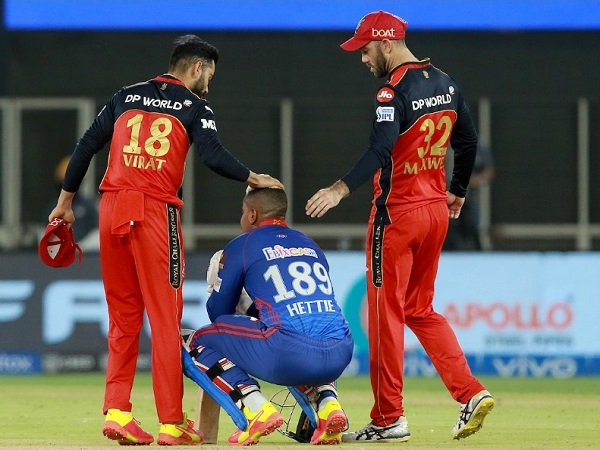 Royal Challengers Bangalore won by 1 run against Delhi Capitals in IPL 2021