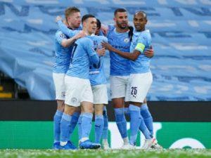Manchester City beat Paris Saint Germain in semifinal of Champions league