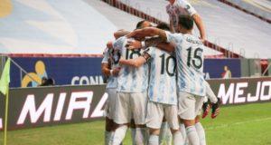 Copa America 2020: Argentina beat Uruguay by 1-0