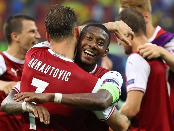 Austria qualified for Euro 2020 round of 16