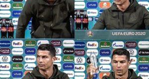 Euro 2020: UEFA asked teams to stop removing sponsor bottles