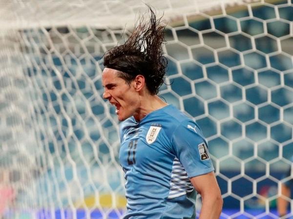 Edinson Cavani scored match winning goal against Bolivia in Copa America 2021