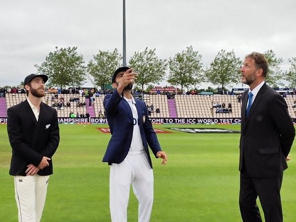 Kane Williamson won toss in ICC world test championship final 2021