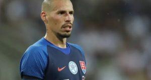 Euro 2020: Hamsik to spearhead Slovakia