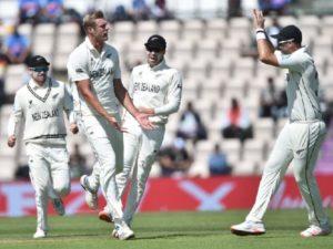 New Zealand gets 139 runs target in ICC world test championship final