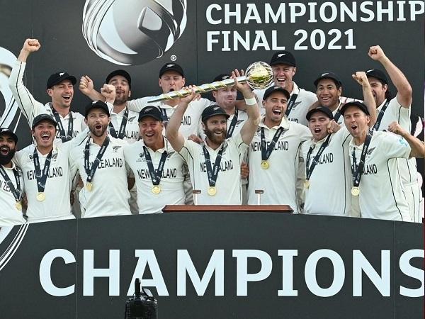 New Zealand wins ICC world test championship final