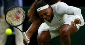 Wimbledon 2021: Serena quits event in tears after felling down during first round match