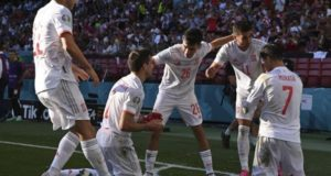 Spain beat Croatia 5-3 in extra time to advance Euro 2020 quarter-finals