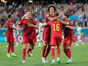 Thorgan Hazard scored match winning goal against Portugal in Euro 2020 round of 16 match