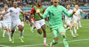 Mbappe misses penalty as Switzerland knockout world champion France from Euro 2020