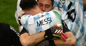 Martinez stars as Argentina beat Colombia on Penalties to face Brazil in Copa America final