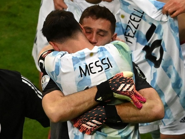 Argentina beat Colombia to enter 2021 Copa America final