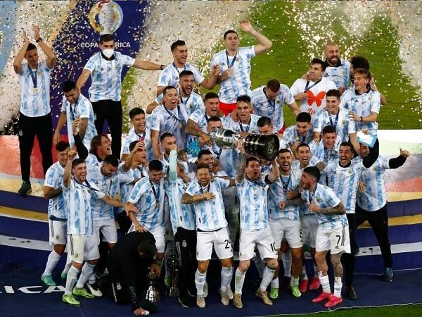 Argentina wins Copa America 2021