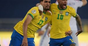 Brazil beat Chile to reach Cope America 2021 semifinal