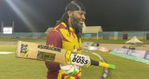 Chris Gayle Smashed 67 runs in 3rd T20I as West Indies beat Australia to win series