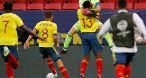 Colombia beat Uruguay on penalties to reach Copa America 2021 semi-final