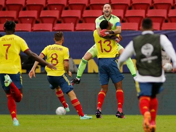 Colombia reach Copa America 2021 semifinal beating Uruguay