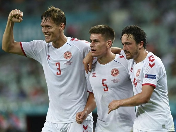 Denmark wins quarterfinal against Czech Republic in Euro 2020