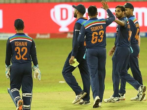 India won first t20 against Sri Lanka 2021