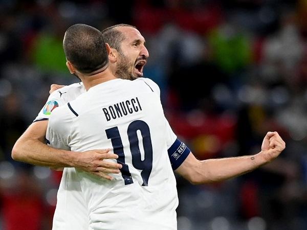 Italy beat Belgium in Euro 2020 quarterfinal