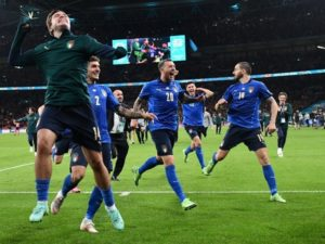 Italy enter Euro 2020 final beating Spain